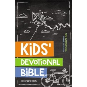 Kids' Devotional Bible