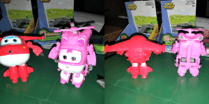 Auldey Toys Super Wings ~ Review