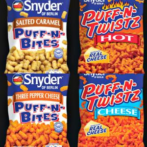 Cheesy Puff! Snyder of Berlin's New Line Review