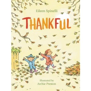 Books that focus on Thank You ~ Review