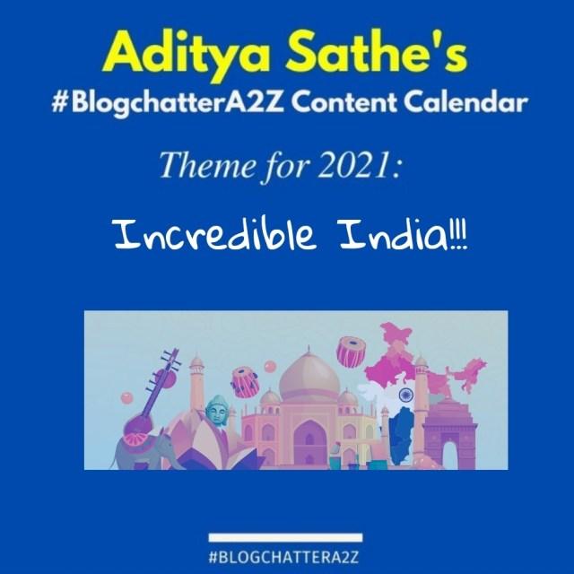 Theme Reveal ~ #BlogchatterA2Z – 2021