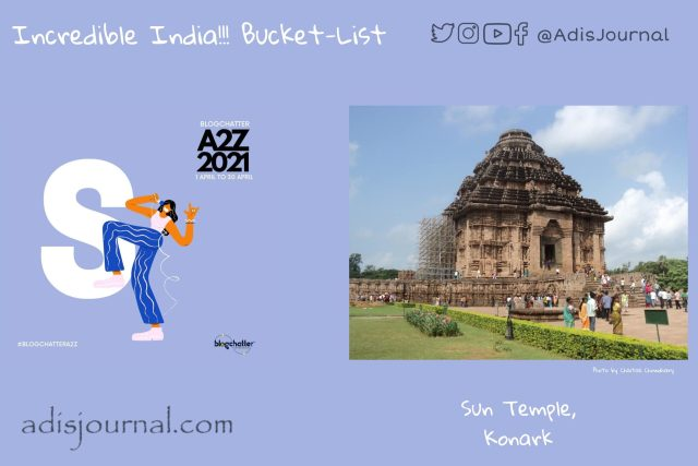 Sun Temple – Homage to an Ancient Indian God