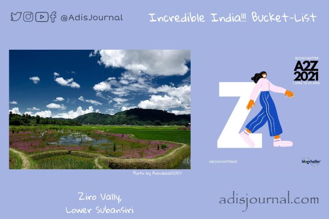 Ziro Valley – A Heaven from North-East