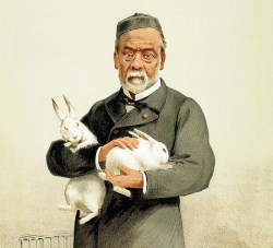 Louis Pasteur, a vaccine, and some fake numbers; a familiar tale