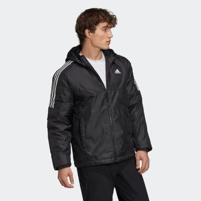 ADIDAS ESSENTIALS INSULATED HOODED JACKET GH4601