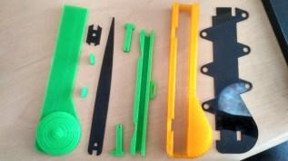 AC2 Hidden Blade Mk. 18 Parts