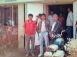 My Dad and his friends