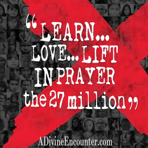 Learn…Love…Lift in Prayer