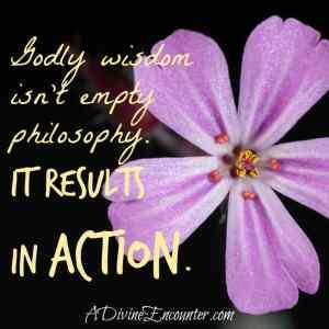 Pursuing Wisdom