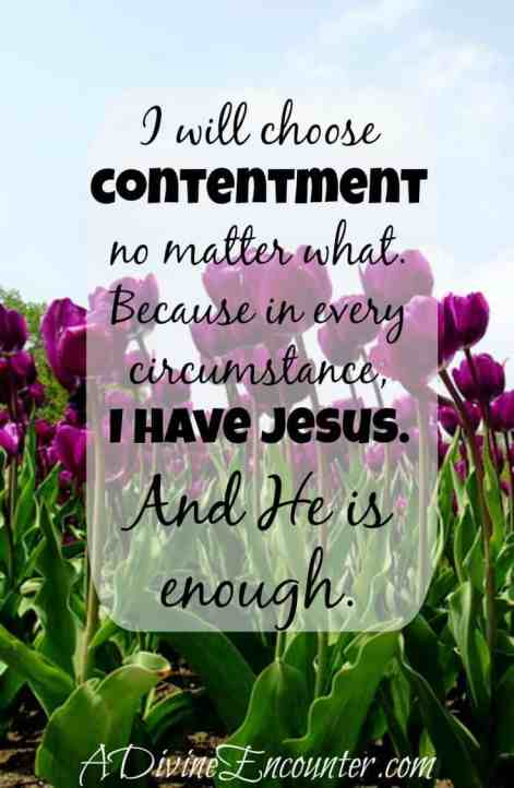 Eye-opening post considering discontentment in the Christian life.(Proverbs 27:20) https://adivineencounter.com/monday-minute-dissatisfied