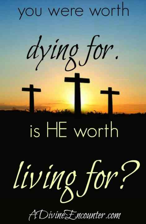 Poignant post considering the high cost of freedom, and offering thought-provoking insight into our freedom in Christ. (John 8:36)