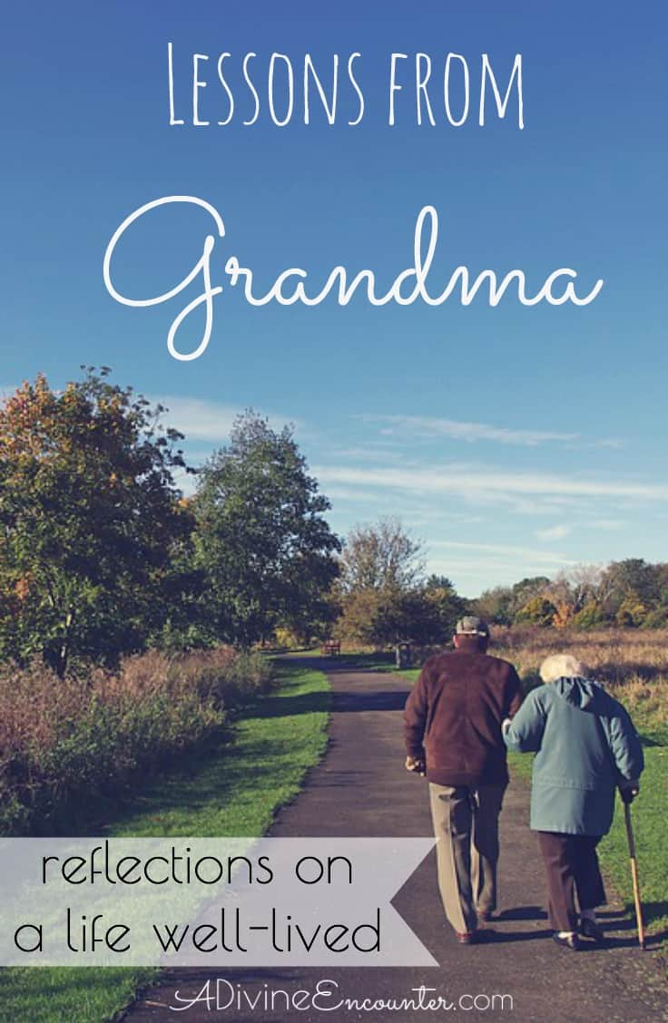 a life lesson from my grandma Moomay is my 97-year-old grandmother moomay is just her grandma name that she got stuck with when my older cousin, chris, attempted to say grandma.