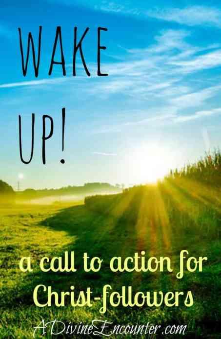 Wake Up! - a Christian wake-up call