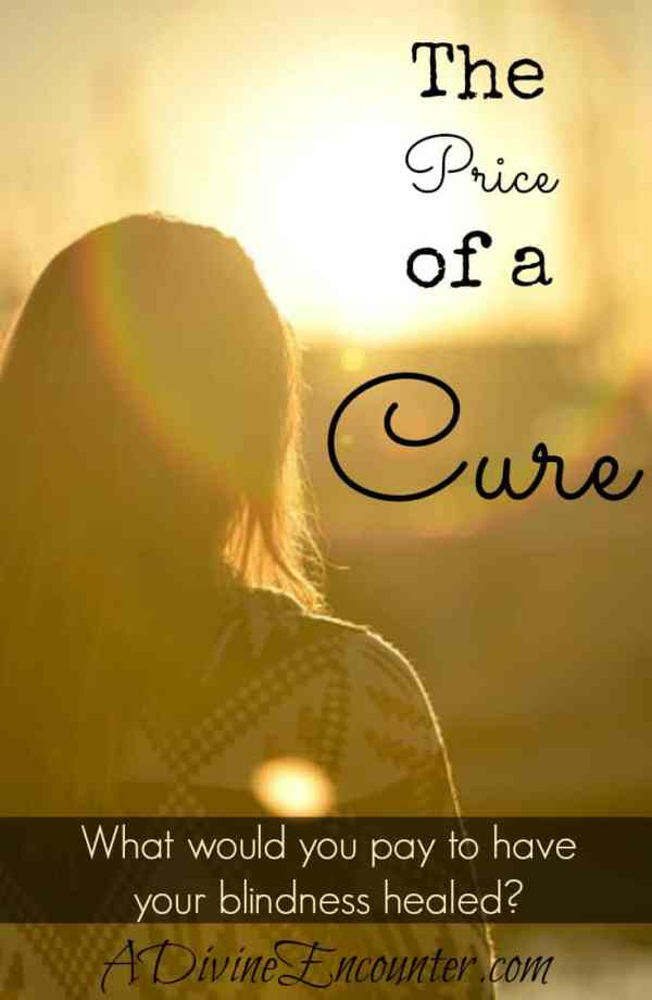 The Price of a Cure (A Divine Encounter)