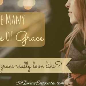 What Does Grace Look Like?
