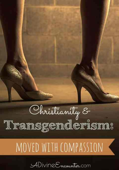 What is the proper view of Christianity and transgender people? This honest post considers the importance of compassion, with Jesus as our example.