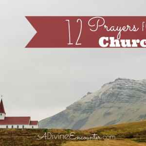 Praying the Scriptures: Prayers for Your Church