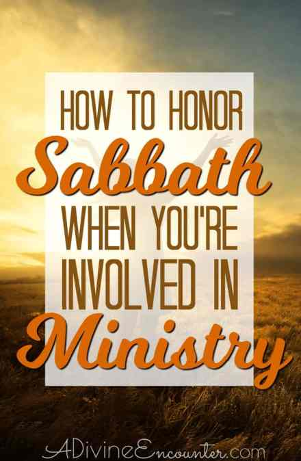 This insightful post considers how to keep the Sabbath according to the Bible.