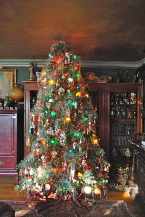 Old Fashioned Christmas Decorations Diy