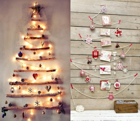 Creative Christmas Tree Decorations