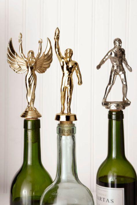 Trophy Bottle Stopper