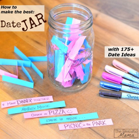 Best Date Jar