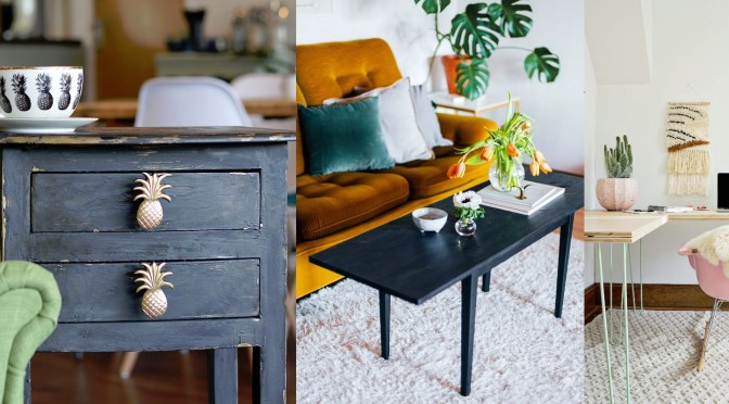 10 DIY Furniture Ideas To Add Extra Charm in Your Home