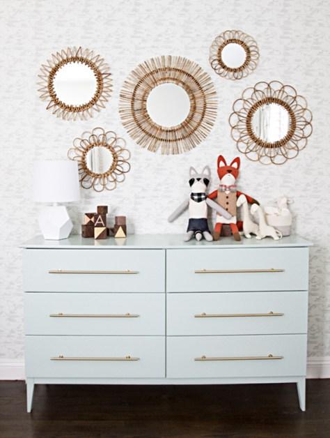 Chic Dresser For Baby Girl