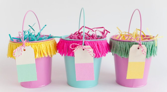 15 DIY Easter Gifts Ideas Your Kids Must Love