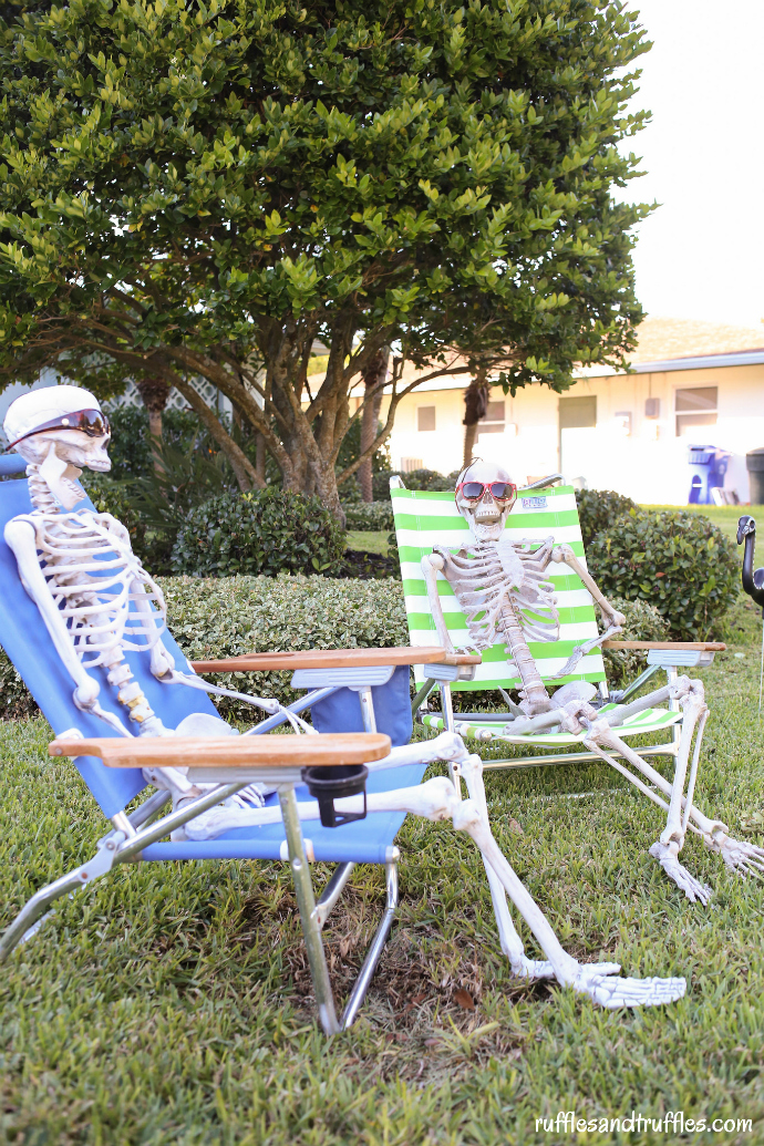 58 Halloween Decorations Ideas You Can Do it Yourself - A ... on Lawn Decorating Ideas id=11315
