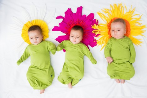 Flower Costumes For Babies