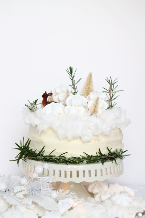 Wonderland Grocery Store Cake