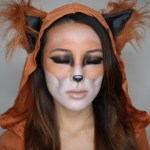 Animal Halloween Makeup That Make Everyone Love It