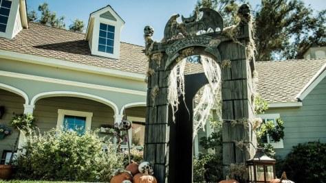 Spooky Crypt Walk Through