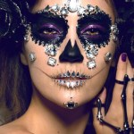 Sugar Skull Halloween Makeup Ideas For Beautiful Look