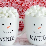 Christmas Mugs Design Ideas You Can Do It Yourself