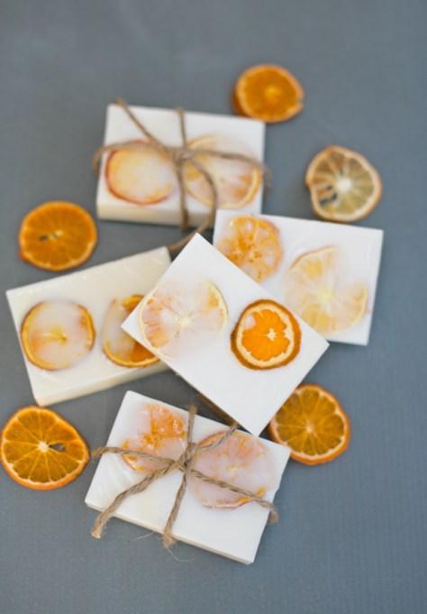 Citrus Goats Milk Soap
