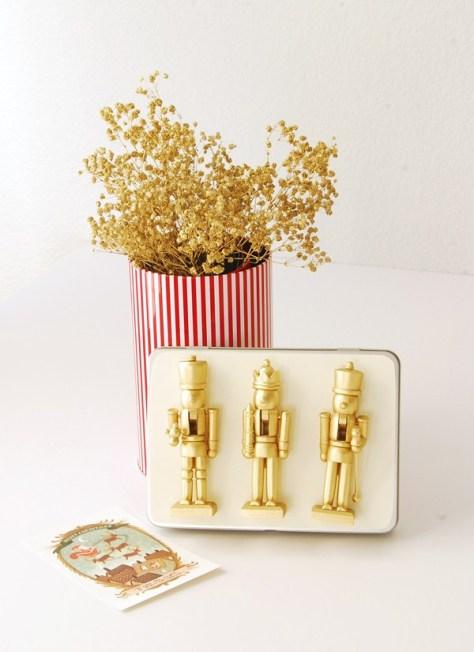 Nutcracker Gift Tins