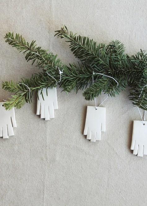Mini Hand Ornaments