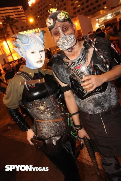 Alien Mercenary Halloween Costume