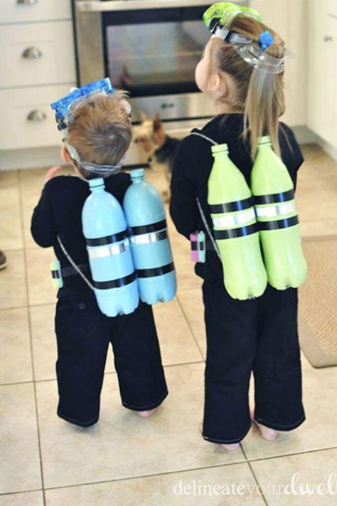 Scuba Diver Halloween Costume