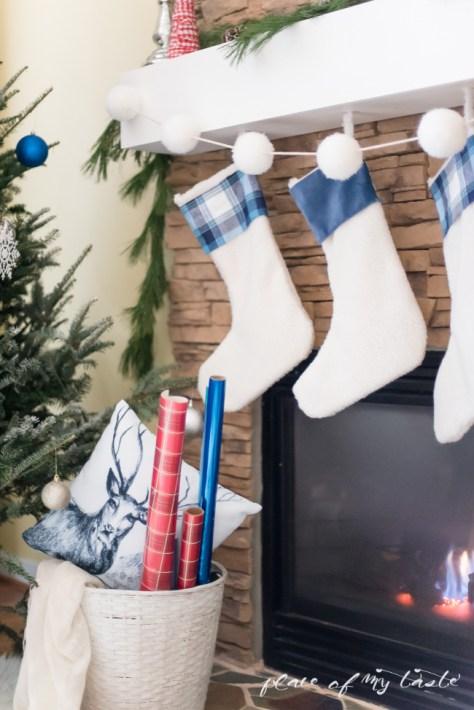 No Sew Stockings