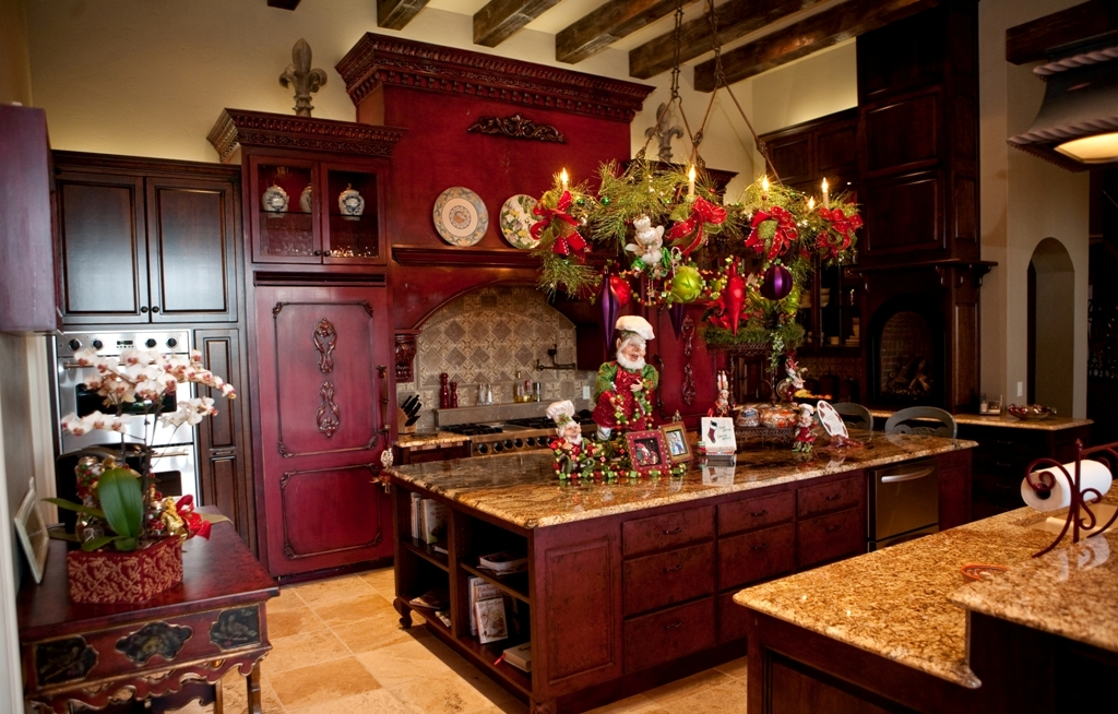 Kitchen Christmas Decorations You Should Fall In Love A