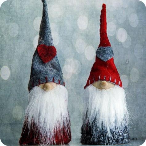 Scandinavian Christmas Gnomes
