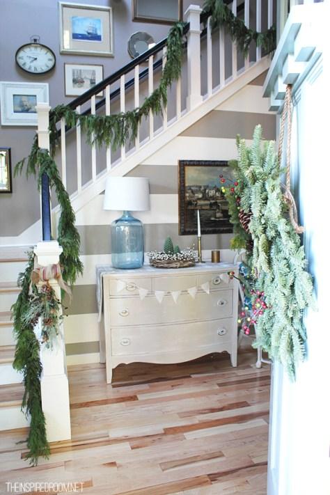 Natural Staircase