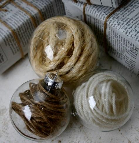 Yarn & Rope Bubbles
