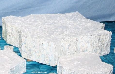 Iceberg For Penguins Halloween Costume