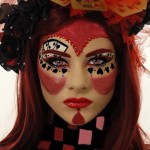 Red Queen (Queen of Hearts) Halloween Makeup Tutorial