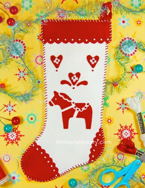 Freebie Stocking Pattern