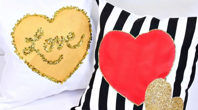 40 DIY Valentine Crafts Ideas – Add the Personalized Effect to Love